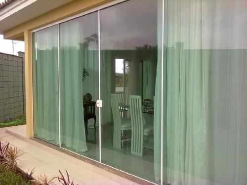 porta de vidro temperado preço